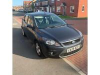 Ford Focus Zetec 2009 1.6