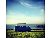 Beautiful 1970 T2 Devon Camper fro sale. Restored and with all original fittings. Sleeps five.