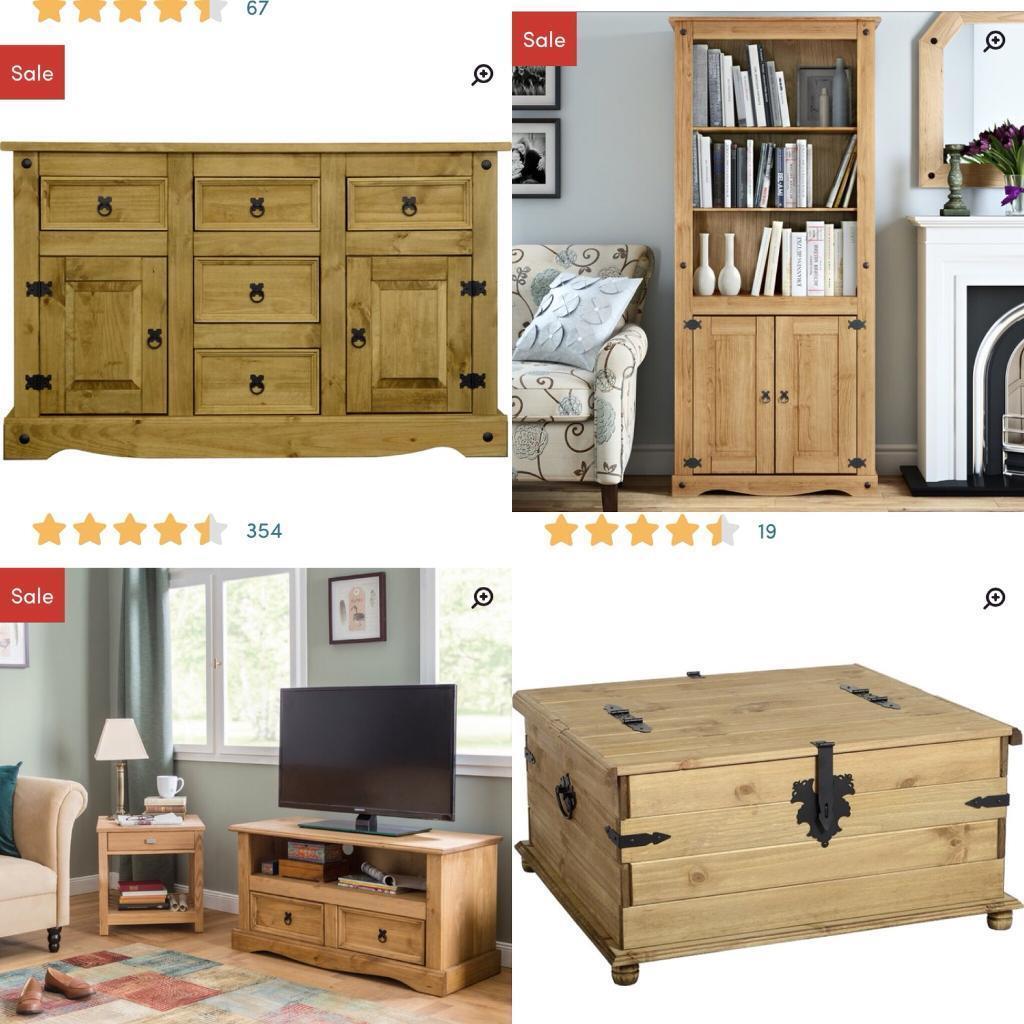 Corona furniture - 4 pieces