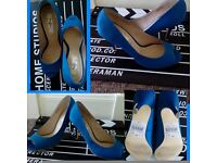 Bhs turquose heels (not blue) £5 was £28 worn once