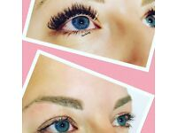Eyelash extension therapist job