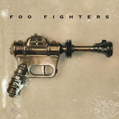 Foo Fighters 'Foo Fighters' LP Black Vinyl - NEW & SEALED