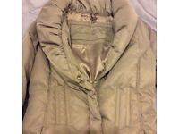 Ladies padded winter jacket size small