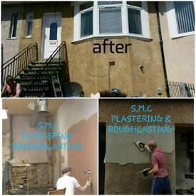 Plastering/plasterer and roughcasting 07534852032