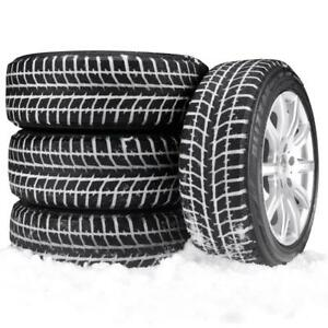 WINTER TIRES ON SALE BRAND NEW *BEST PRICE* $50 INSTALLATION- CONTACT--514-562-4374