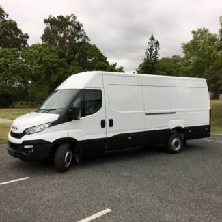 DEMO 35S17V 16m3 Iveco Daily Van 2017
