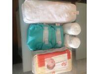Flip reusable nappy starter pack NEW