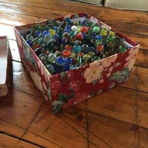 Mixed Marbles