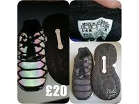 Toddler boys boots & trainers