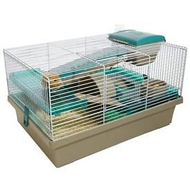 Rosewood Pet Cage
