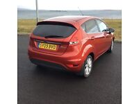 Ford Fiesta Zetec 1.25 5 Door