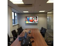 Professional Audio Visual Installation Company
