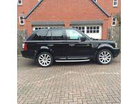 Cheapest Range Rover Sport V8 on Gumtree