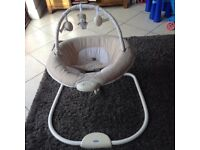 Graco Snuggle Swing Chair