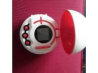 Pokemon //pokeball//rare electronic Bandai