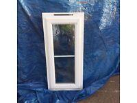 UPVC Window 470mm x 1010mm ref 264