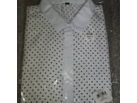 Mens shirt with Star print XXL