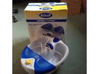 Scholl Foot Spa Bath