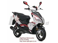 *Brand New* 66 plate Lexmoto FMR 125 Sports Learner Scooter. Warranty. Delivery. Part-ex 24-10
