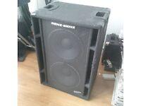 Genz Benz 212 Neo-X bass cabinet
