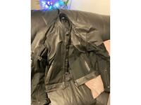 Weise motorcycle jacket