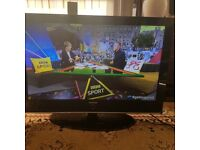 42 inch Samsung plasma TV with built in DVB- High definition TV dos not have remote control £130