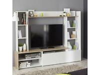 Orgaz Entertainment Centre / TV Cabinet by Home Loft Concept