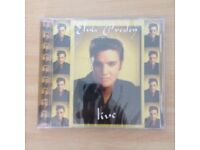 Elvis Presley – Live CD