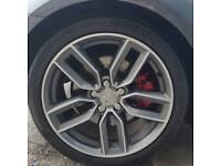 Audi S3 5x112 alloys