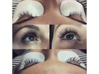 Eyelash extensions £10 off for all new clients (mink, cashmere) individual lashes