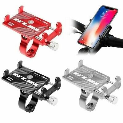 Mountain Bike Phone Holder Mount Rack Bracket Stand for iPhone 8 X XS Samsung S8