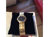 Krug Baumen Genuine CHARLESTON diamond Ladies/Gents watch
