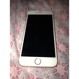 ROSE GOLD IPHONE 6S 16GB EE LIKE NEW WITH CHARGER