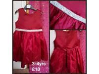 3-4yrs dress