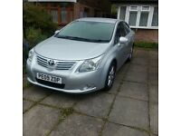 Toyota avensis 1.8L 2009 low mileage