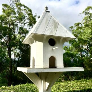 Dove cote bird house