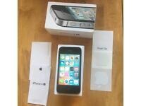 IPHONE 4S ( VODAPHONE) 16 GB black