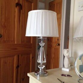 Ex Homesense Table Lamp for sale.