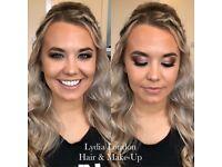 Hair, Make-Up & Special FX Artist