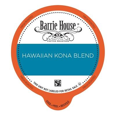 Barrie House Hawaiian Kona Blend Value Pack Capsules 80 ct -