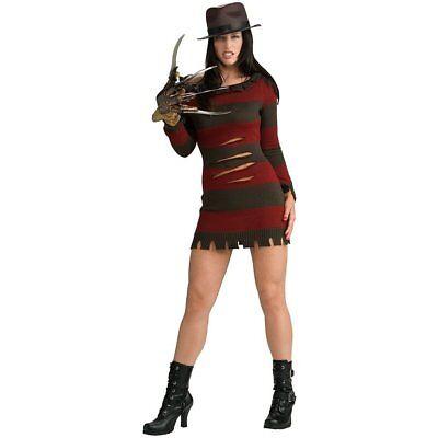 Womens Adult Sexy MRS KRUEGER Nightmare on Elm Street Secret Wishes Costume  (Mrs Krueger Costume)