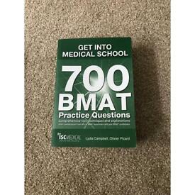 New Get into Medical School 700 BMAT Practice Questions