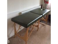 MASSAGE/THERAPY FOLDING TABLE
