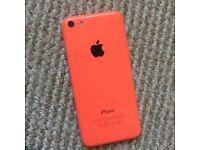 Pink Apple iPhone 5C 16GB