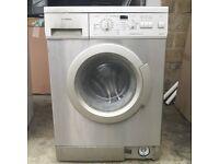 Siemens Stainless Steel Washing Machine