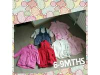 Girls clothes bundle