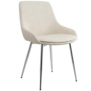 2PK Ivory Side Chair Sale-WO 7698 (BD-2581)