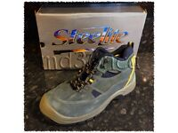 Brand New Portwest Steelite Safety Hiker Boots - Size 9 (43) - Grey/Blue - £12.50ono