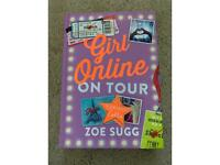 Girl Online: One Tour by Zoe Sugg (Hardback)