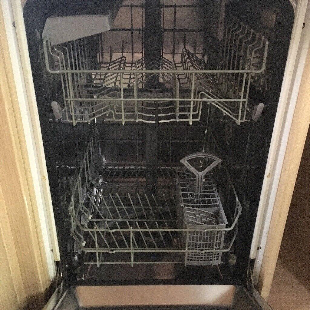 SiemensSlimline Integrated Dishwasher